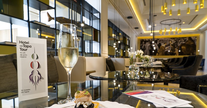 Check out the Hotel Tapa Tour in Madrid | © Hotel Tapa Tour