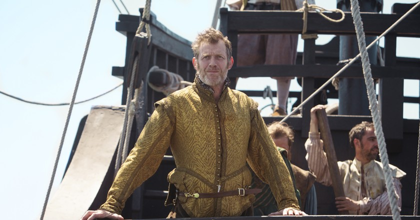 Jason Flemyng as Yeardley |  © Carnival Film and Television Limited 2017/Kerry Brown