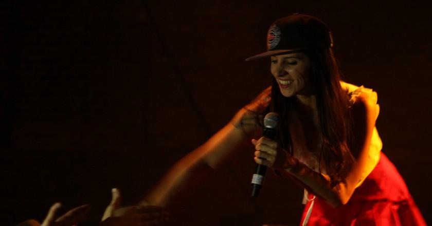 Spanish rapper Mala Rodriguez|©villunderlondon/Flickr