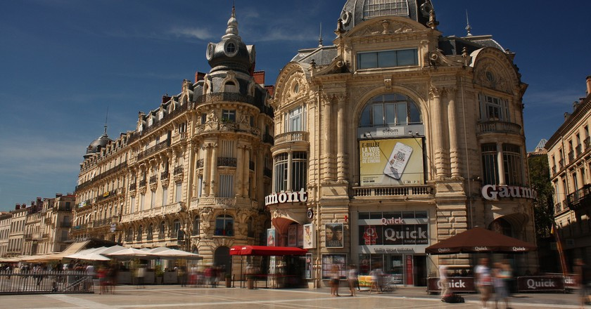 Place de la Comédie   © Ennelise/Pixabay