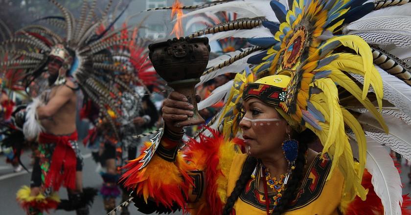 Native American celebration | © dlewisnash / Pixabay