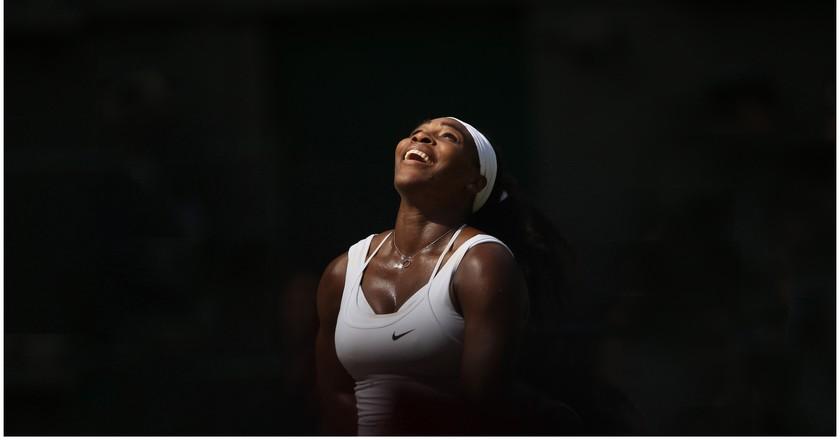 Serena Williams | © Hugo Philpott
