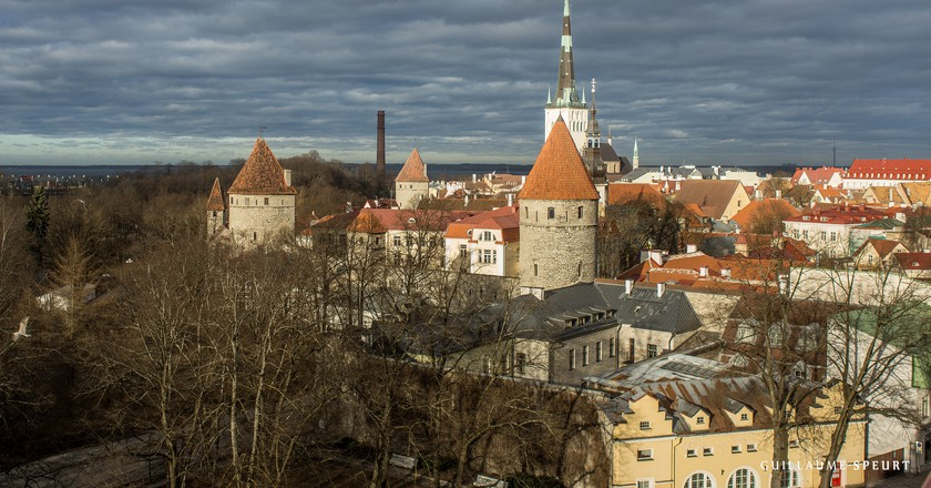 Old Town in Tallinn | © Guillaume Speurt / Flickr