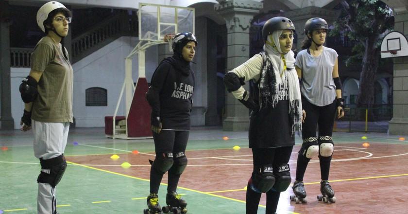 Roller Derby Beirut   ©  Roller Derby Beirut