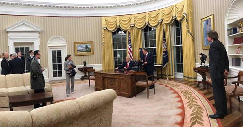 Courtesy of The White House