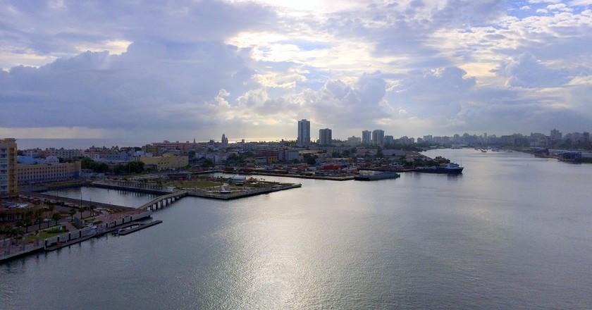 Part of the San Juan Bay | © Jared/ Flickr