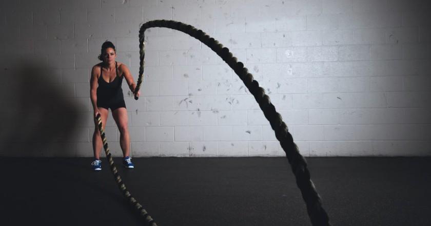 Fitness | © Scott Webb/Pexels