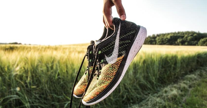 Nike sneaker  | © Pexels