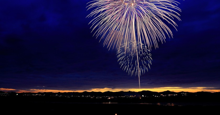 Fireworks | ©Unsplash / Pexels