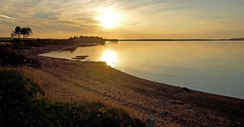 Sunset across Prince Edward Island | © Dennis Jarvis/ Flickr