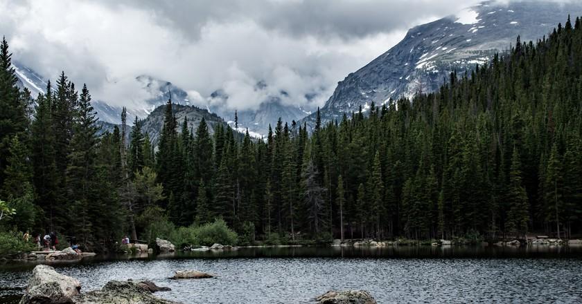 Rocky Mountain National Park in Estes Park, Colorado / (c) mark byzewski / Flickr