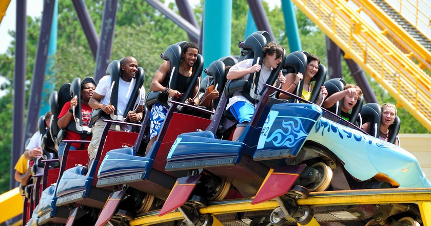 Rollercoaster I © Paulbr75/Pixabay
