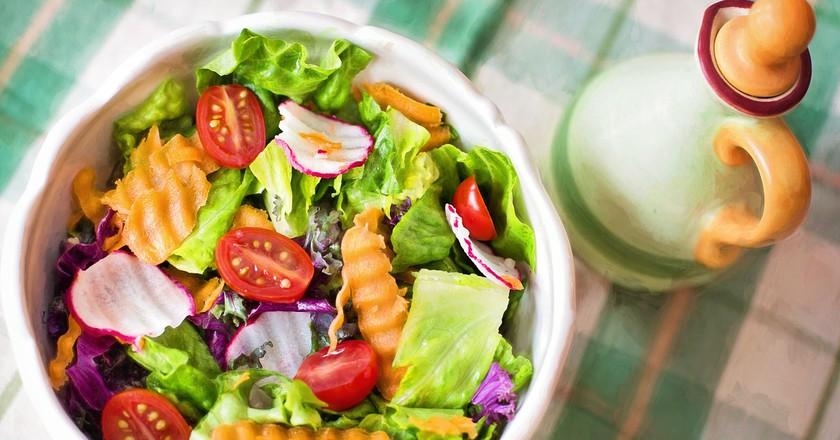 Vegetarian © Pixabay