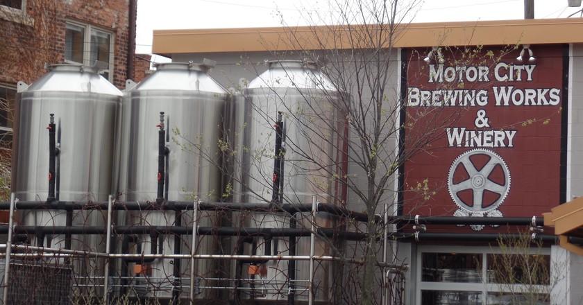 Motor City Brewing Works | © Tim Marklew/Flickr