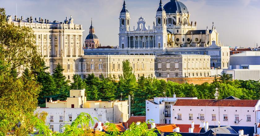 Madrid Skyline | © ESB Professional/Shutterstock