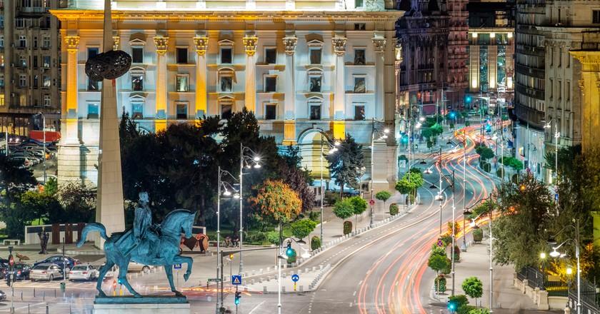 Bucharest | © Augustin Lazaroiu/Shutterstock