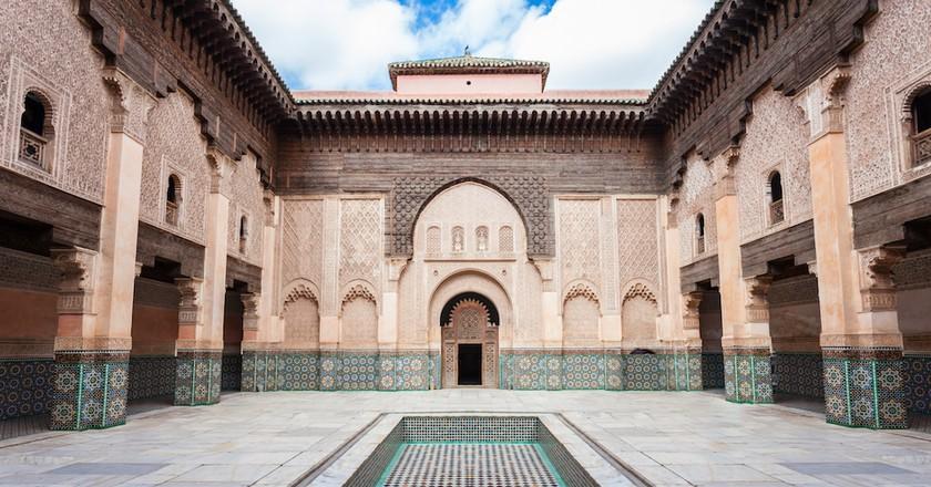 Ben Youssef Madrasa | © saiko3p/Shutterstock