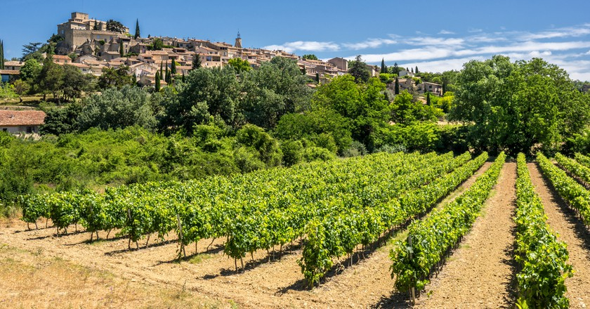 Provence now exports much more of its wine to the UK | © Gordon Bell/Shutterstock