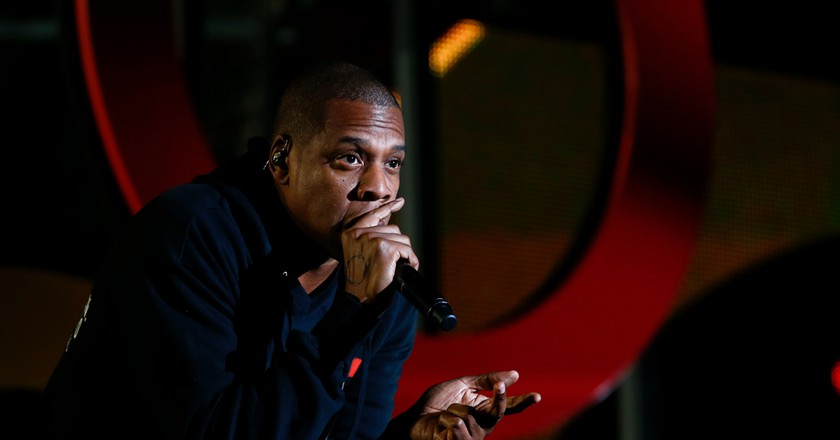 Jay Z © Debby Wong/Shutterstock