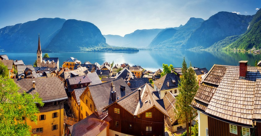 Hallstatt | © Creative Travel Projects/Shutterstock