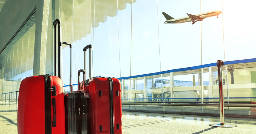 Would you sell your checked luggage space? | © stockphoto mania, Shutterstock