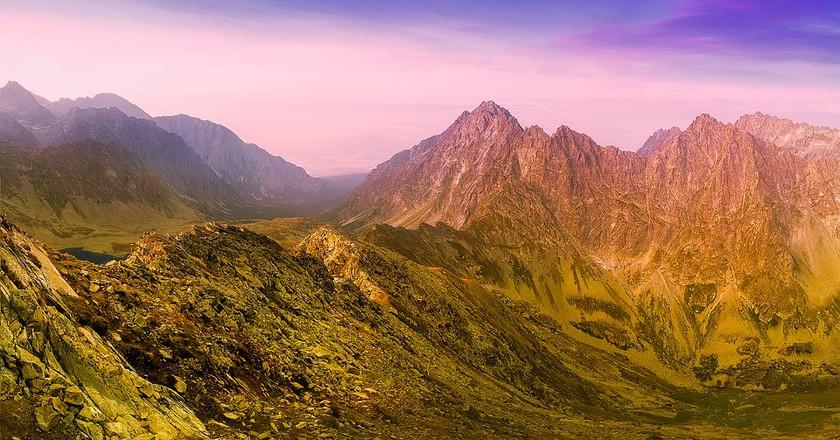Slovakia's Mountains   © tpsdave/ pixaby