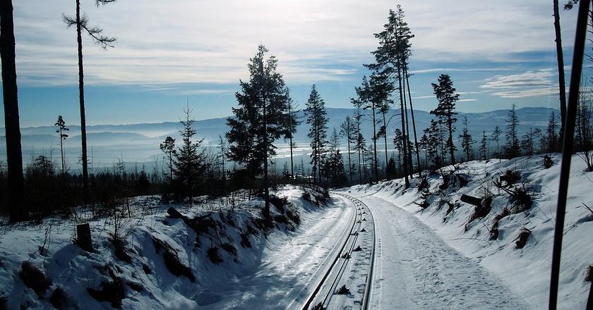 High Tatras Snow and Sunshine. © kv15031969
