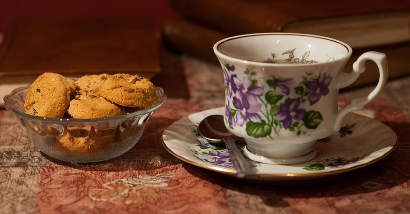 Tea time   © NajukusnijiRecepti/Pixabay