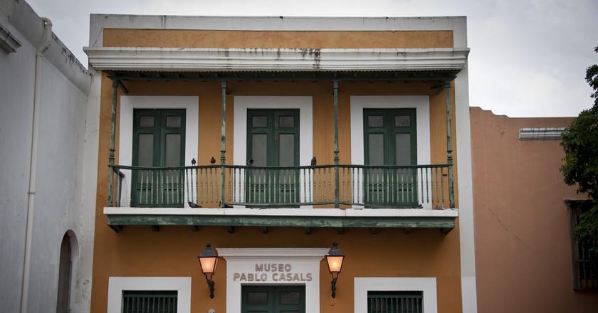 The Pablo Casals Museum in San Juan | © vxla/Flickr
