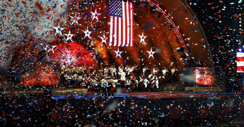 Boston Pop Concert | © U.S. Navy photo by Mass Communication Specialist 3rd Class Patrick Gearhiser / United States Navy
