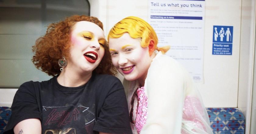 Emily Rose England, Inside London's Enduring Queer Club Scene, 2016   © Emily Rose England. Courtesy the artist