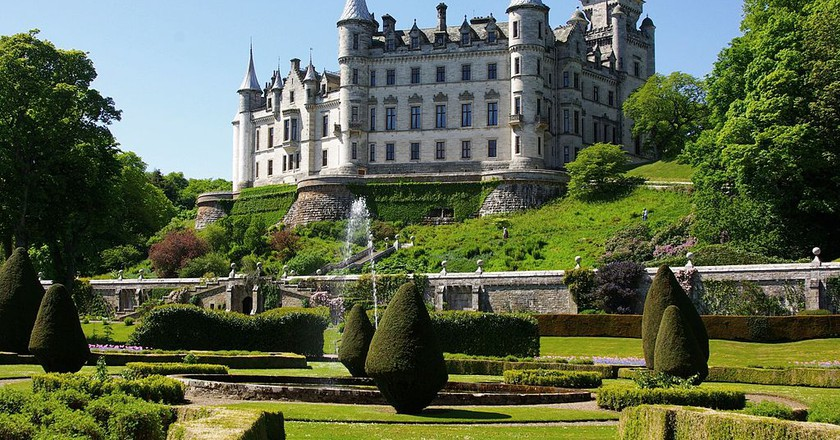 Dunrobin Castle | © WikiCommons