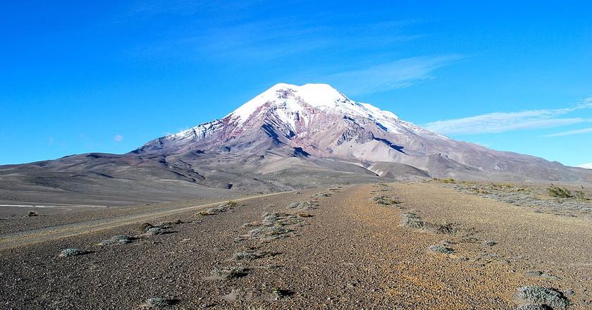 Chimborazo | © David Torres Costales/WikiCommons