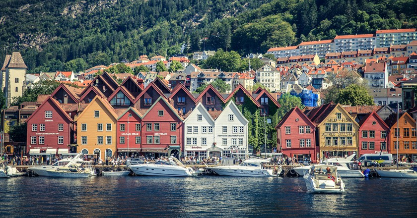 Bryggen, Bergen © Andrés Nieto Porras / Flickr