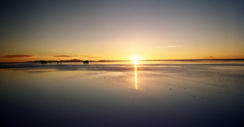 Salar de Uyuni | © netstrolling/Flickr