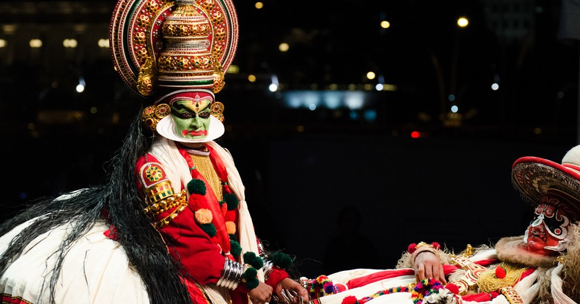 South Indian dance © Gabriel Garcia Marengo/Flickr