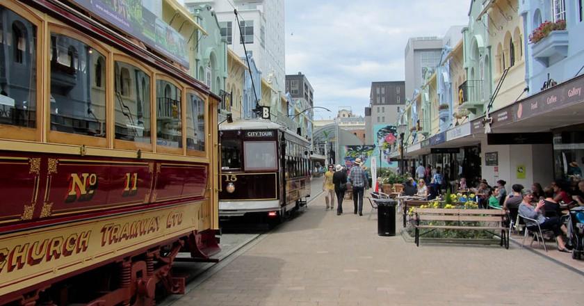 New Regent Street, Christchurch | © Jocelyn Kinghorn/Flickr