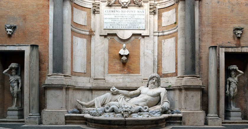 Capitoline Museums | © Livia Hengel