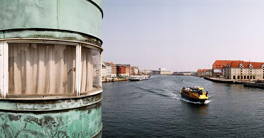 Copenhagen Harbor Bus  ©Stig Nygaard/Wikimedia Commons