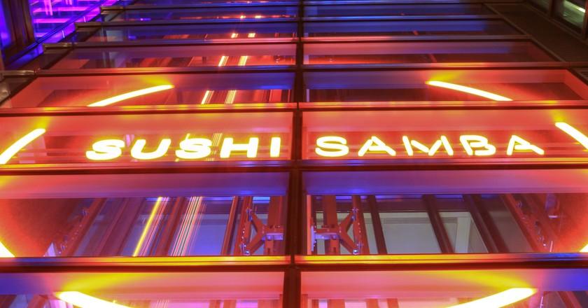 sushisamba |  © Barney Moss/Flickr