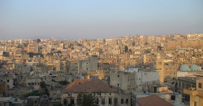 View of Old Tripoli | © Tadmouri/Wikimedia Commons