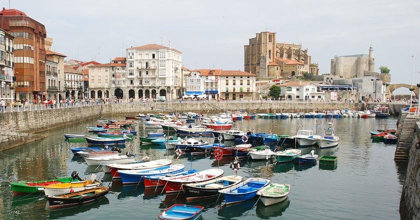 Castro Urdiales, Basque Country, Spain   © Emilio García/Flickr
