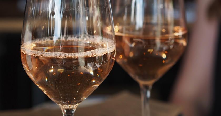Rosé wine | © Chris Pople / Flickr