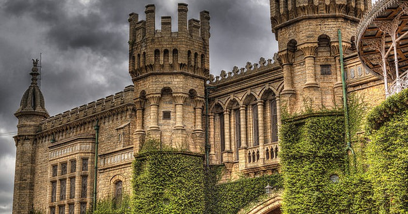 Bangalore Palace © John Hoey/Flickr