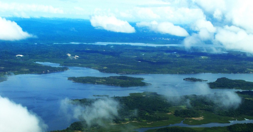 Barra Grande from above © Decio Baptistucci/Flickr