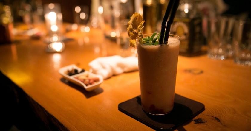 Drinks at Code Name MIXOLOGY, Akasaka | © City Foodsters/Flickr