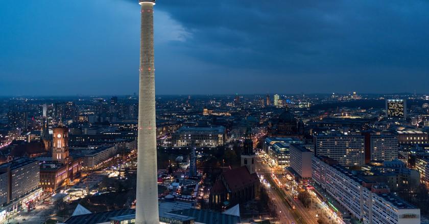 Berlin skyline | © Matthias Ripp/Flickr