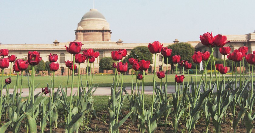 Rashtrapati Bhawan © Public.Resource.Org/ Flickr.com