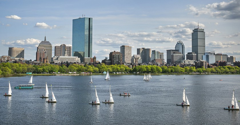 Boston Sky Line – Kyle Klein Photography | © Massachusetts Office of Travel & Tourism / Flickr