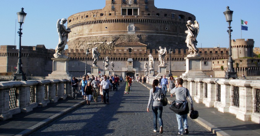 Castel Sant'Angelo | © Flickr/muppety